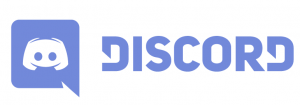 A picture showing the Discord logo.